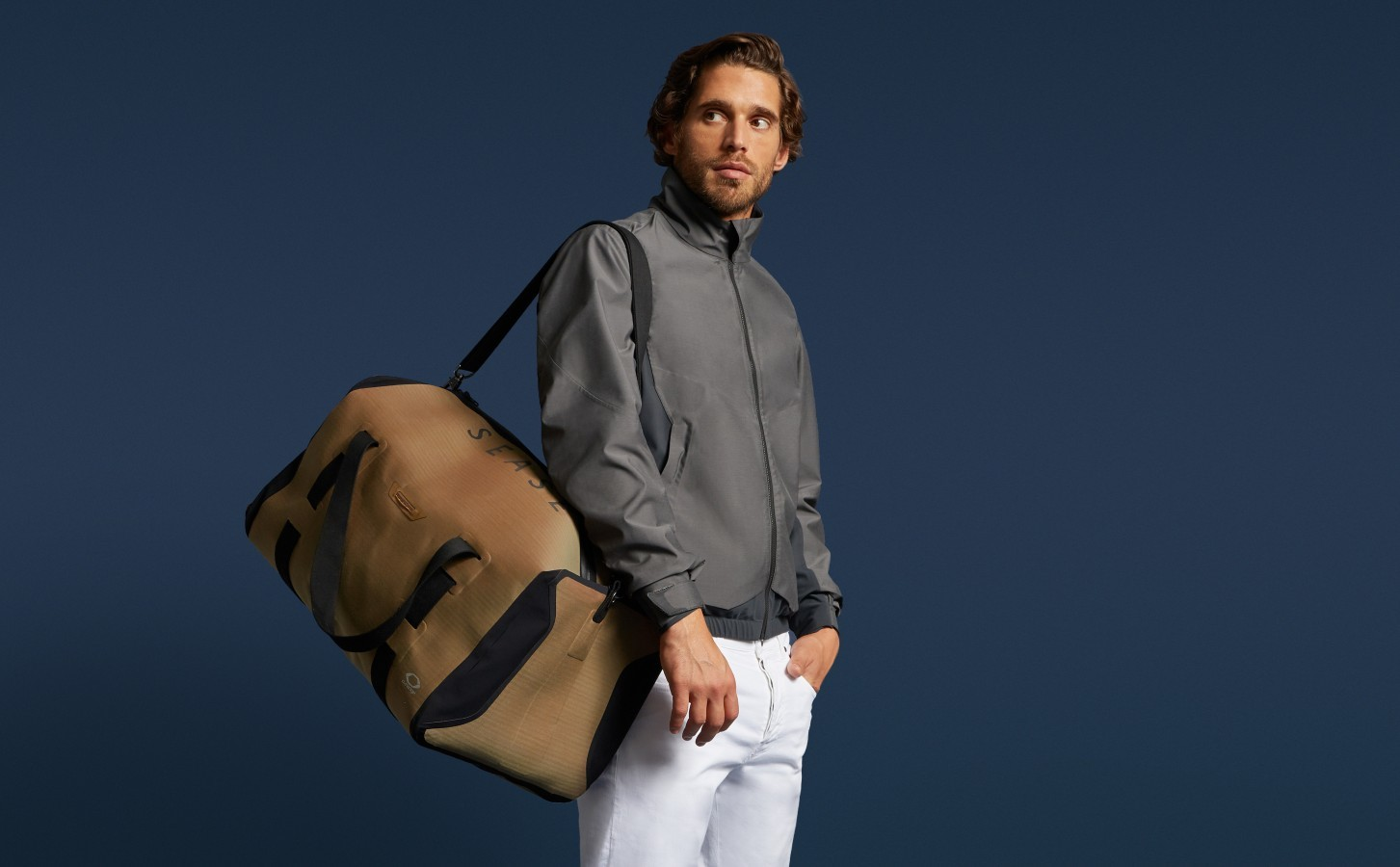 MISSION DUFFLE BAG - BAGS & BACKPACKS